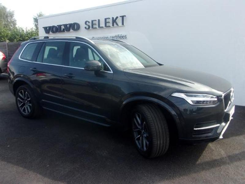 VOLVO D4 190ch Momentum Geartronic 7 places