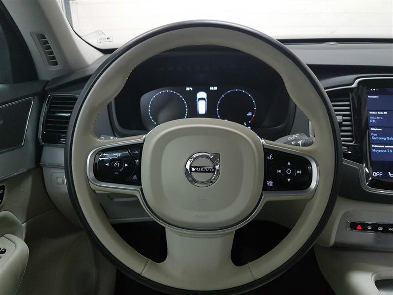 VOLVO D5 AWD 225ch Inscription Geartronic 5 places