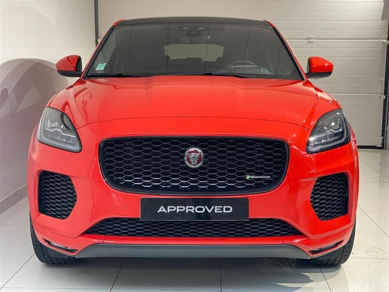 JAGUAR 2.0D 180ch R-Dynamic Chequered Flag AWD BVA9 9cv