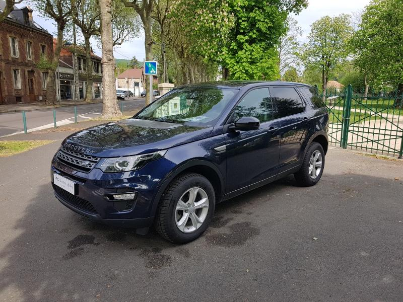 LAND ROVER 2.0 TD4 150ch AWD Business Mark II
