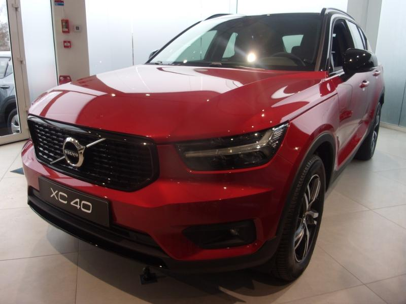 VOLVO T4 AWD 190ch R-Design Geartronic 8