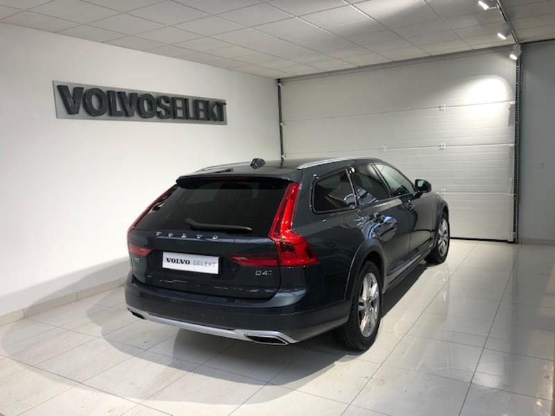 VOLVO D4 AWD 190ch Geartronic