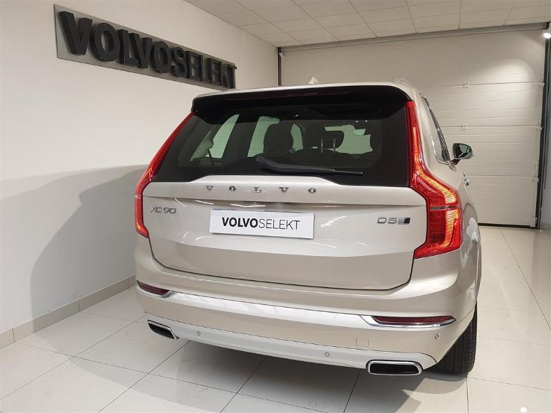 VOLVO D5 AdBlue AWD 235ch Inscription Luxe Geartronic 7 places