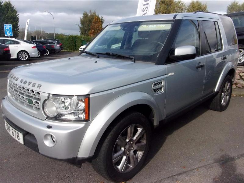 LAND ROVER 3.0 SDV6 188kW HSE Mark IV