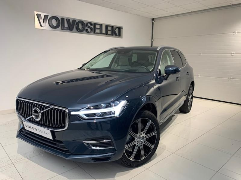 VOLVO T8 AWD Recharge 303 + 87ch Inscription Luxe Geartronic