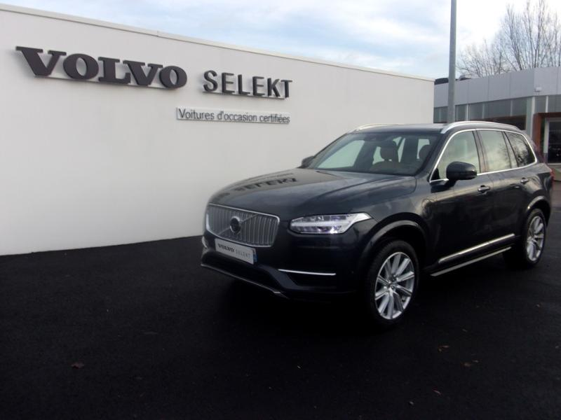 VOLVO T8 Twin Engine 320 + 87ch Inscription Luxe Geartronic 7 places
