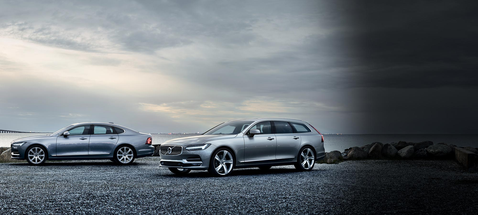 Background Volvo